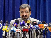 Mohsen Rezai (photo: AP)