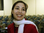 Roxana Saberi (photo: AP)