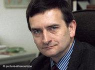 Volker Perthes (photo: dpa)