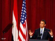 President Obama in Cairo (photo: AP)