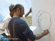 Kamal al-Makrami (photo: DW/Klaus Heymach)