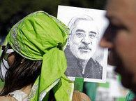 Mir Hussein Mousavi (photo: AP)