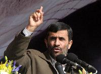 Mahmoud Ahmadinejad (photo: AP)
