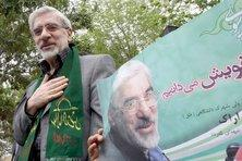 Mir Hossein Mousavi (photo: dpa)