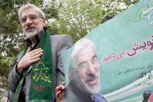 Mir Hossein Mousavi (photo: dpa)