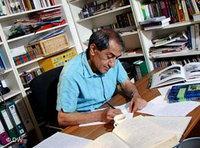 Faraj Sarkohi (photo: DW)