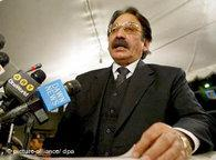 Iftikhar Mohammed Chaudhry (photo: AP)