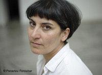 Parastou Forouhar (photo: Parastou Forouhar)
