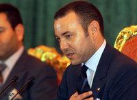 Mohammed VI, King of Morocco (photo: AP)