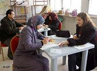 Women in Jordan (photo: AP)