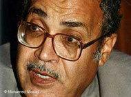 Hassan Hanafi (photo: Mohamed Masad/DW)