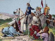 Crusade to the Holy Land: the capture of Jerusalem in 1099 (photo: dpa)