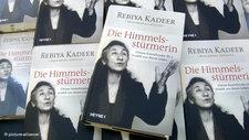 Rebiya Kadeer's book published in german (photo: dpa)