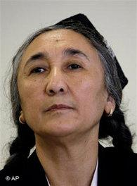 Rebiya Kadeer (photo: AP)