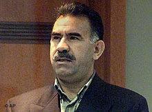 Abdullah Öcalan (photo: AP)