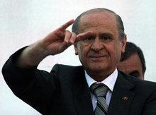 Devlet Bahceli (photo: AP)
