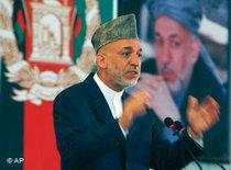 Hamid Karsai (photo: AP)