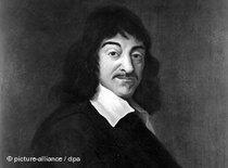 René Descartes (1596-1650) (photo: dpa)