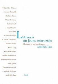 Book cover 'Lettres à un jeune marocain' (photo: Tel Quel)