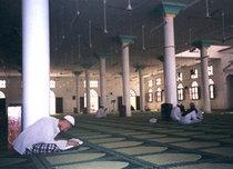 A prayer hall in the Dar al-Mustafa © www.daralmustafa.org