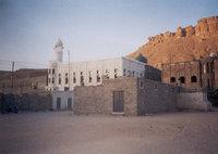 The building of the Dar al-Mustafa © www.daralmustafa.org