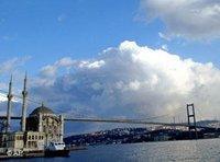 Bosporus bridge in Istanbul (photo: AP)