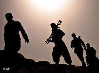 Kurdish guerrillas in southeastern Turkey (photo: AP)