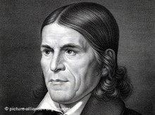 Portrait of Friedrich Rückert (cource: picture-alliance/dpa)