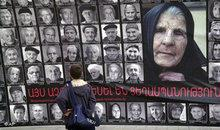 Memorial of the genocide in Armenia (photo: AP)