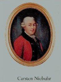 Historic painting of Carsten Niebuhr (photo: dingboghandler.dk)