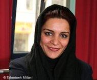 Tahmineh Milani (photo: private)
