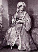 Lady Hester Stanhope, 1776-1839 (Photo: www.royal.oak.org)