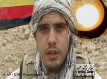 Montage depicting Islamists in Germany (photo: dpa)