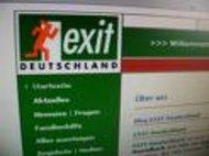 The logo of Exit Deutschland