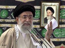 Ayatollah Ali Khamenei (photo: AP)