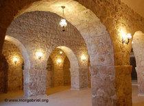 The Syriac Orthodox monastery Mor Gabriel (photo: www.morgabriel.org)