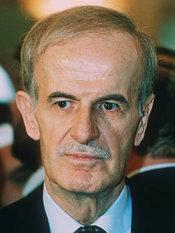 Hafez al-Assad (photo: AP)