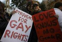 Melem activists during a rally in Beirut, Lebanon (photo: AP)