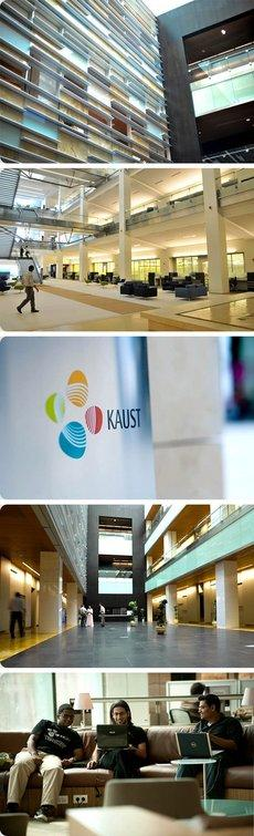 Images of KAUST (source: www.kaust.edu.sa)