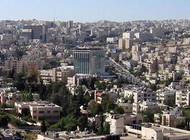 Skyline of Amman, Jordan's capital (photo: dpa)