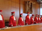 Judges of the Federal Constitutional Court of Germany (photo: AP)