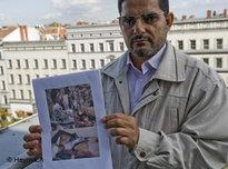 Yahya al-Huthi (photo: DW/Heymach)