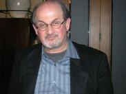 Salman Rushdie (photo: Lewis Gropp)