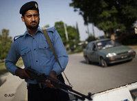 Pakistan police (photo: AP)