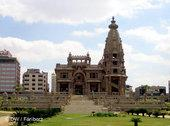 The Baron's Palace in Cairo (photo: Arian Fariborz)