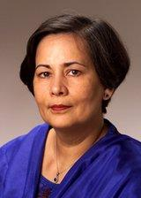 Asma Barlas (photo: Ithaca College, New York)