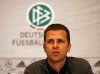 Oliver Bierhoff, manager of the German team (photo: AP)