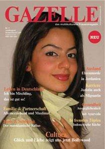 Cover Gazelle Magazine (photo: Gazelle)