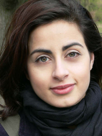 Sineb El Masrar (photo: Amdela Wartenberg)