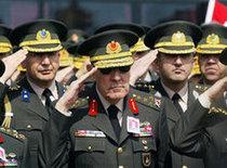 Turkish generals (photo: AP)